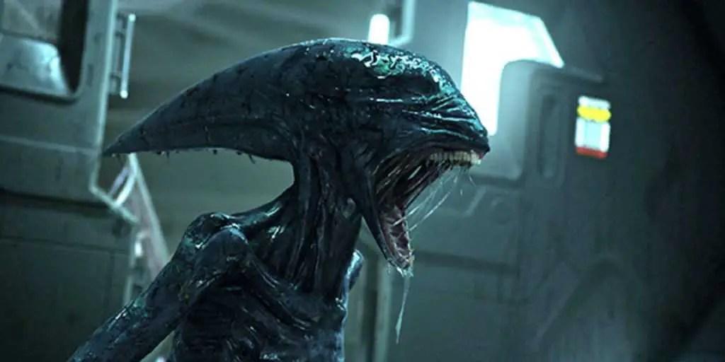 Antenato dell'Alien - Prometheus