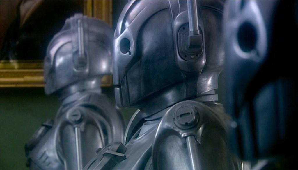 Cyber-Men - Doctor Who