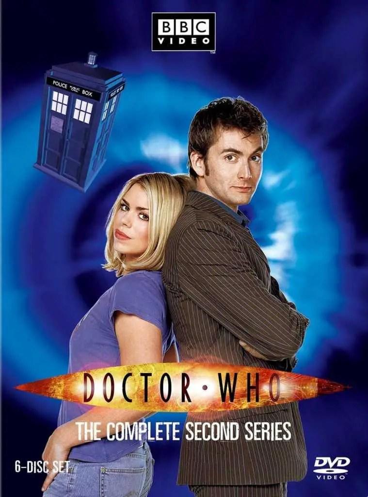 Doctor Who 2 - Locandina
