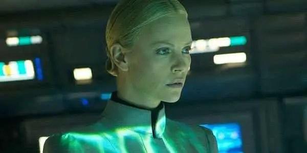 Meredith Vickers (Charlize Theron) - Prometeheus