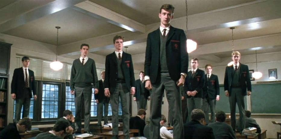 L'attimo fuggente (1989): un cult in cui giace il Capitano Williams 8