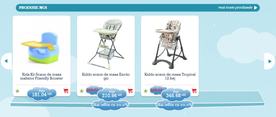 scaune de masa