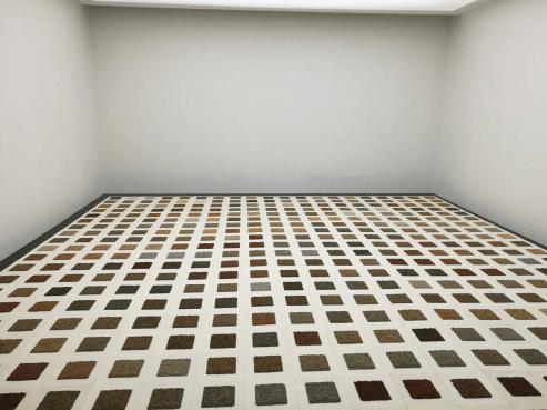 Koîchi Kurita, Bibliothèque de terres/Loire, 2017