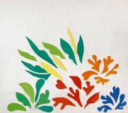 Henri Matisse , Acanthes, 1953