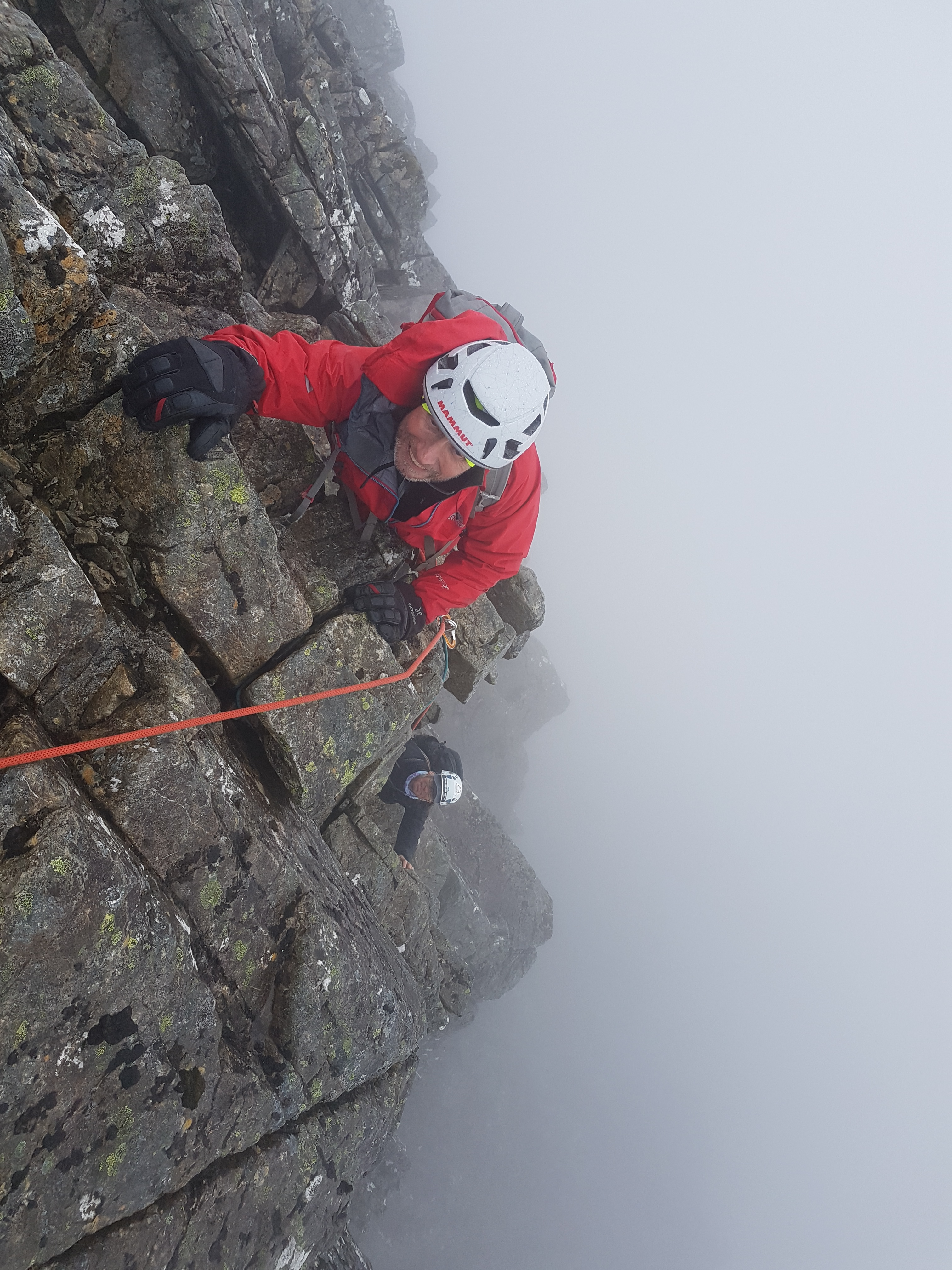 Hire a Castle Ridge Guide from Lochaber Guides fora guided ascent of Castle Ridge, Ben Nevis. This Great Ridge offers a brilliant day's climbing.