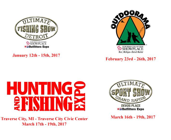 Sport Show Lineup 2017