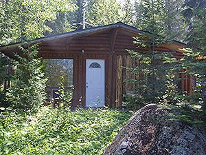 Camp Lochalsh Cabin 3 Exterior - Ontario Fishing - Wabatongushi Lake