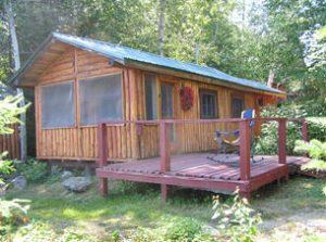Camp Lochalsh Cabin 4 - Ontario Fishing - Wabatongushi Lake