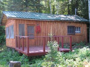 Camp Lochalsh Cabin 5 - Ontario Fishing - Wabatongushi Lake