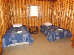 Camp Lochalsh Cabin 7 Bedroom 2