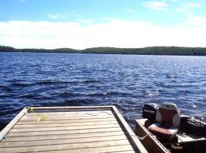 Big Cabin Dock