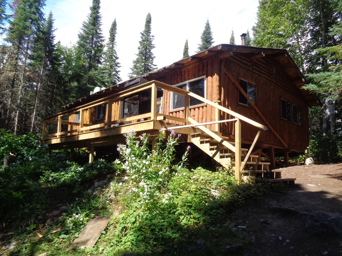 Loch island lodge otter island northern ontario for Ontario fishing lodges and resorts