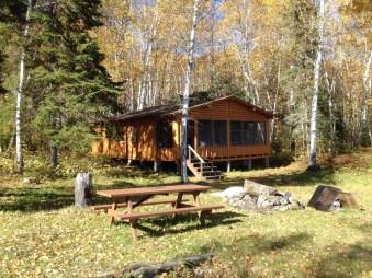 Sandy Bay Right Cabin