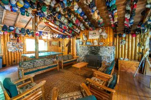 Camp Lochalsh Trappers Lounge