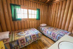 Loch Island Lodge Cabin 1 Bedroom