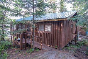 Loch Island Lodge Cabin 3