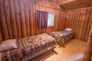Loch Island Lodge Cabin 4 Bedroom