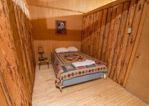 Loch Island Lodge Cabin 4 Bedroom Double Bed