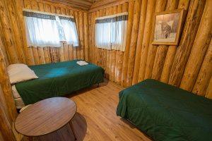 Loch Island Lodge Cabin 6 Bedroom