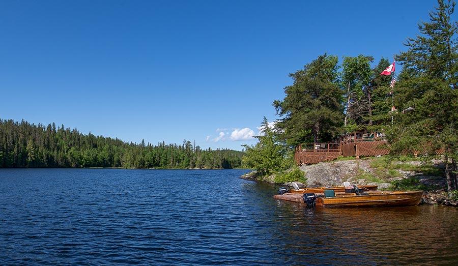 Loch island lodge loch island lodge northern ontario for Ontario fishing lodges