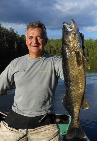 Loch Island Lodge Trophy Walleye Fishing