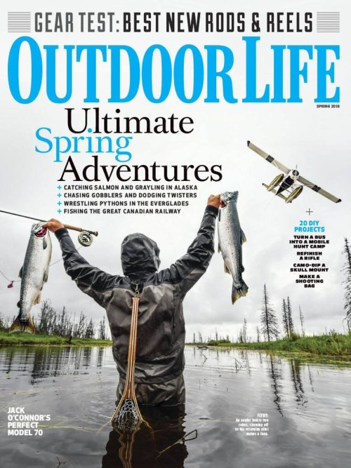 Outdoor Life Spring 2018 Issue