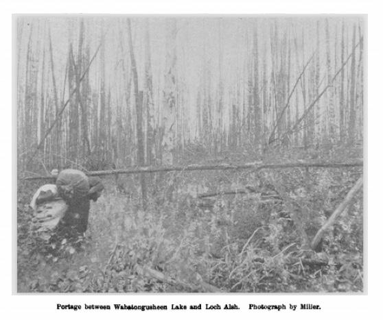 1890s Portage Photo