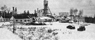 Cline Mine Company Town