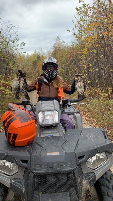 Taylor Grouse Hunting 2020