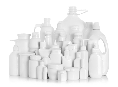 blank private label containers