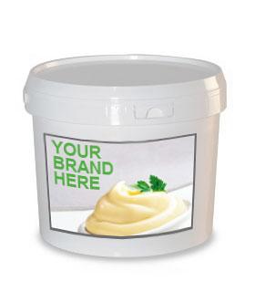 mayonnaise-tub