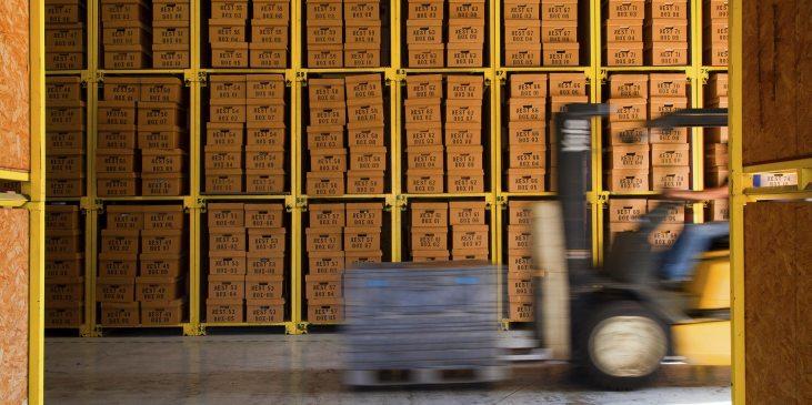 warehouse-forklift