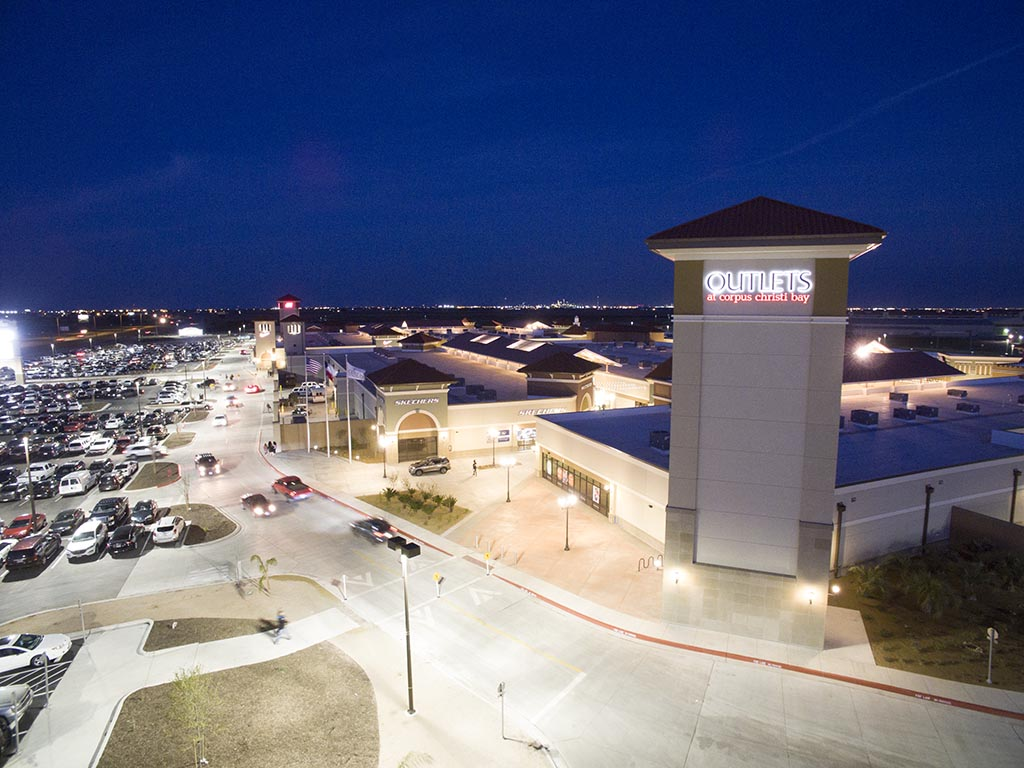 Outlets At Corpus Christi Bay Robstown Tx Lockard