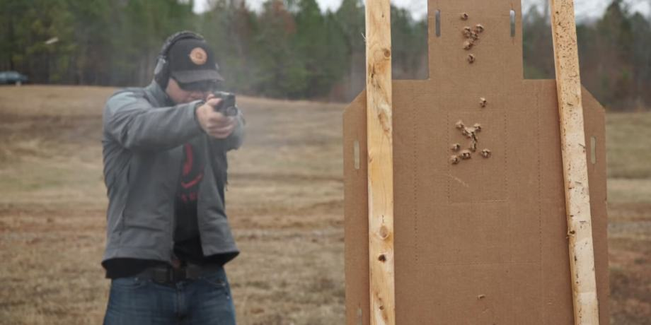 Proper Handgun Trigger Control for Speed and Accuracy