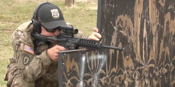 The Basics of Shooting from Barricades – the Army Way
