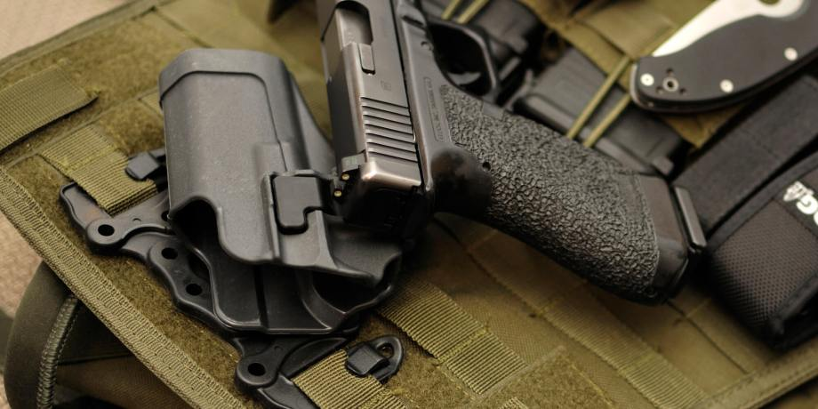 LAPD Bans Use Of Blackhawk SERPA Holster for Safety Reasons