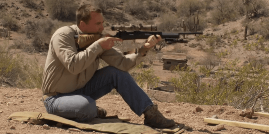 How to Shoot a Rifle from Improvised Positions