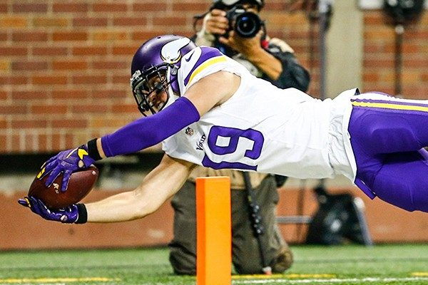 Image result for adam thielen 600 x 400