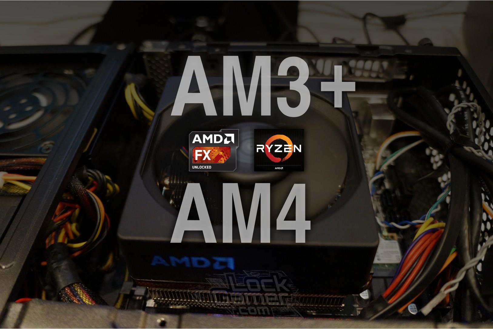 Coolers AMD AM3+ para FX são compatíveis com AM4 para Ryzen?