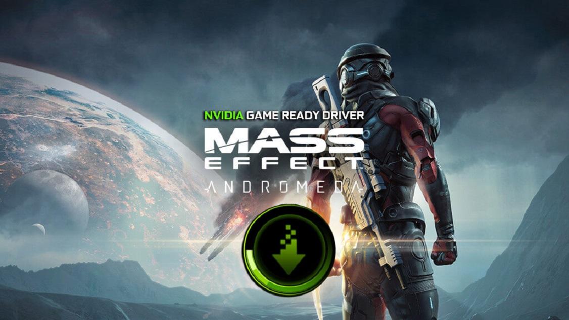 NVIDIA libera Game Ready Driver para rodar Mass Effect: Andromeda