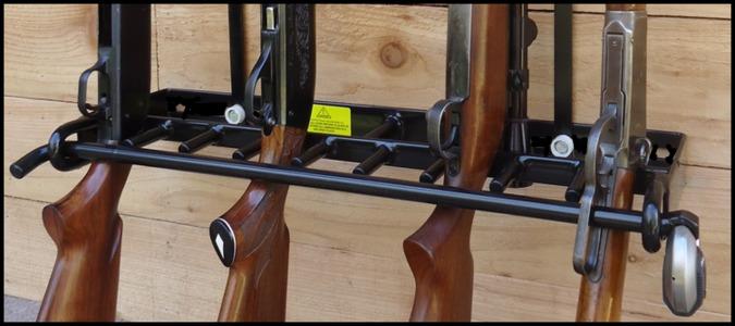locking gun racks wall mount shotgun