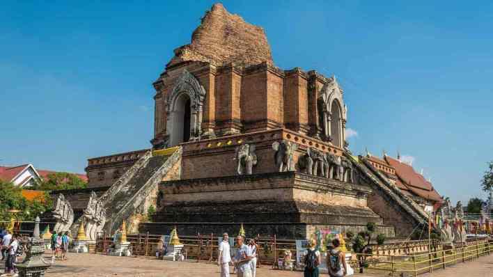 泰國清邁必去景點 - 柴迪隆寺