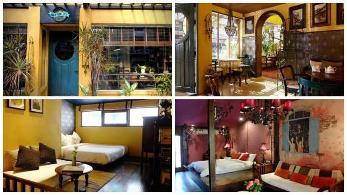 2020曼谷住宿推薦 - Old Capital Bike Inn 古都自行車旅館