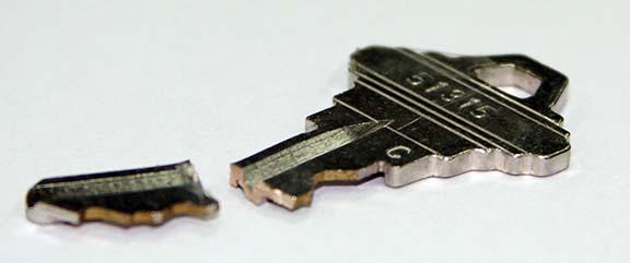 Image result for key broken