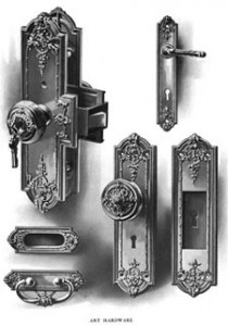 Antique Lock and Key Locksmith Winchester