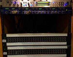 Presonus Central Station Headphone Amp Patchbay