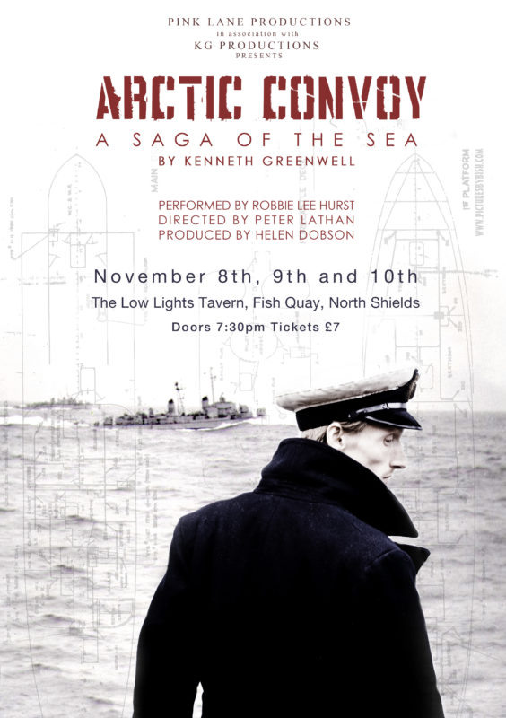 artic convoy poster