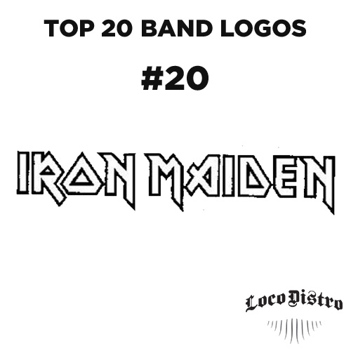 Iron Maiden Likely Inspired By The Movie Poster For 1976s Man To Fell Earth Classic Band Logo Was Supposedly Created Bassist Steve Harris