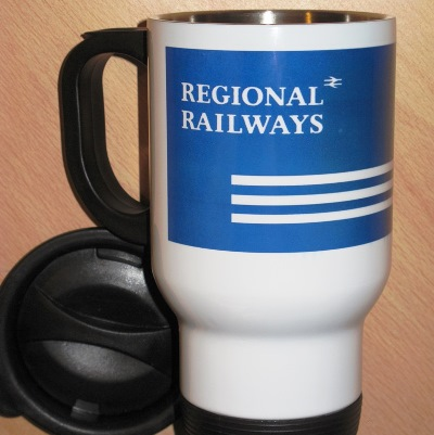 Regional Railways Travel Mug
