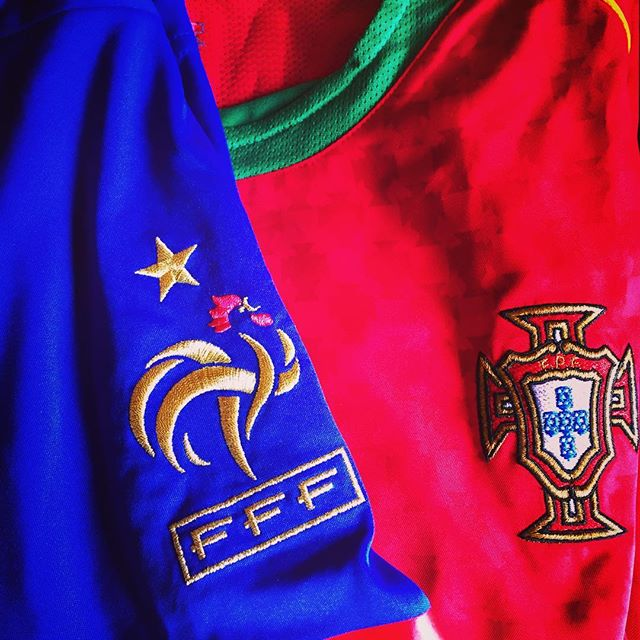 Mhhh - what am I going to wear tonight? #em #final #2016 #france #portugal #butIAmGoingToSpainSoon #football